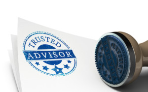trusted advisor stamp